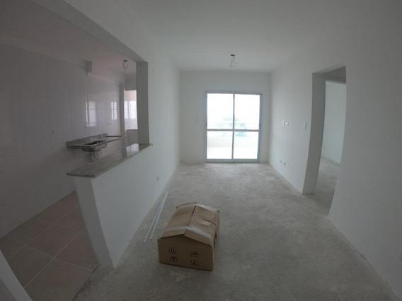 Apartamento Em Balneário Flórida, Praia Grande/sp De 58m² 1 Quartos À Venda Por R$ 260.000,00 - Ap138135
