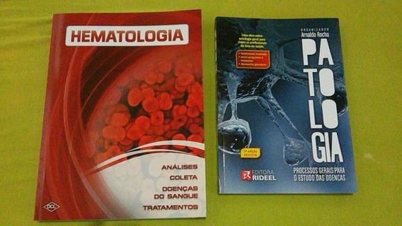 Livro De Patologia + Livro De Hematologia