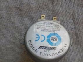 Motor Para Girar Prato Microondas Panasonic Nn-s357wrpk 220v