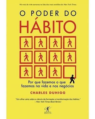 Livro - O Poder Do Hábito Promoção Envio 13,00