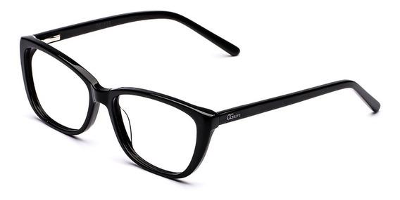Armação Oculos Ogrife Og 528-m Feminino Com Lente Sem Grau