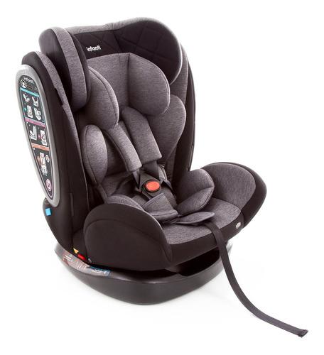 Cadeira Cadeirinha De Carro Infanti Vita De 0 A 36 Kg Grey