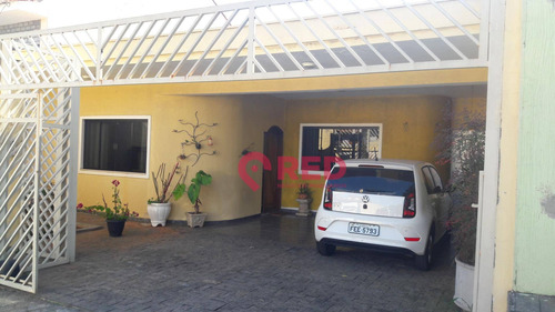 Casa Com 3 Dormitórios À Venda, 170 M² Por R$ 450.000,00 - Jardim Gutierres - Sorocaba/sp - Ca0130