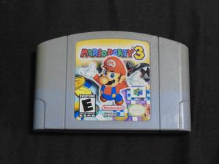Nintendo 64 Mario Party 3
