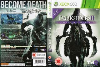 Darksiders Ii Follows The Exploits Of Death Xbox 360 Ntsc