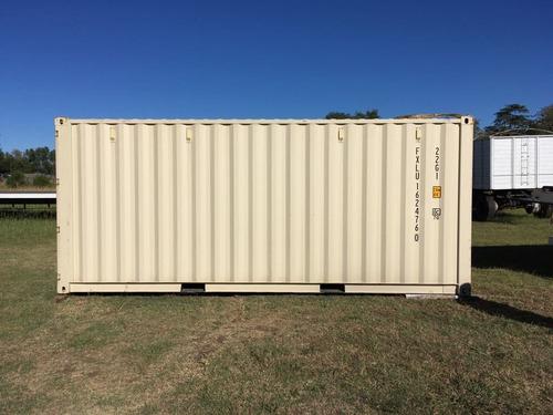 Contenedores Marítimos Containers/ Seco Usados 40' Hc