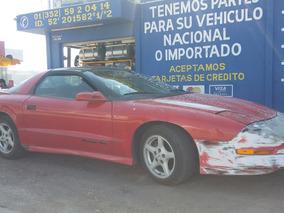 Trans Am Pontiac Firebird 1995................yonkes