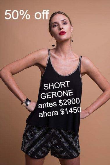 Short Marca Paz Cornu Modelo Gerome, Solo Se Vende El Short