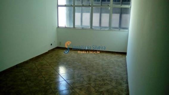 Excelente Sala Com Piso Em Cerâmica, Esquadrias Em Alumínio, 1 Banheiro. - 4418