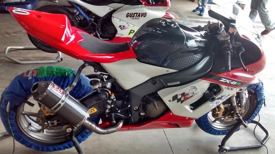 Kawasaki Ninja Zx6r 636 Pista