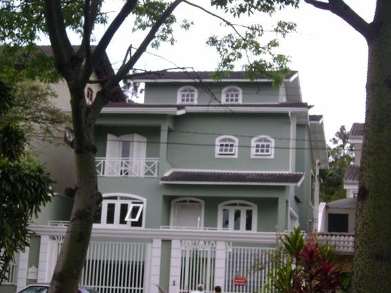 Sobrado Residencial À Venda, City América, São Paulo. - So0040