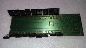 1 Placa Montada Amplificador C/ 18 Transistores 1000w 2ohms
