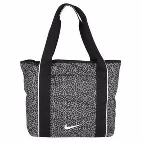 Bolsa Nike Legend Track Tote 2.0 Feminino Preta / Branca