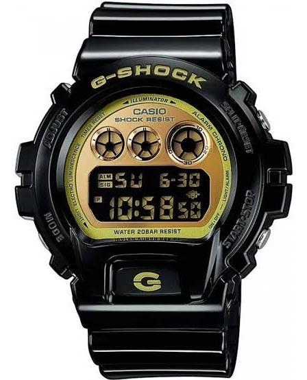 Relógio Casio G-shock Dw-6900cb 1ds C/nota Fiscal E Garantia