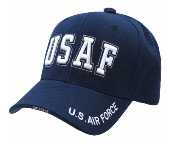 Gorra United States Air Force Usaf Snapback Fuerza Aerea