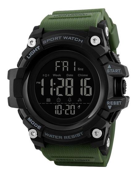 Relógio Digital Masculino Esportivo Resistente A Água