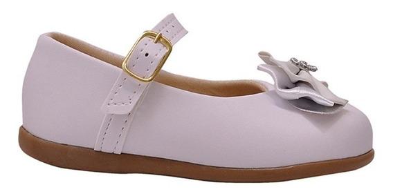 Sapatilha Sapato Feminina Infantil Chiquiteira 10001