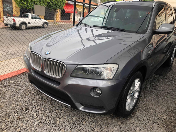 Bmw X3 2.0 28ia Xdrive Lujo At 2011