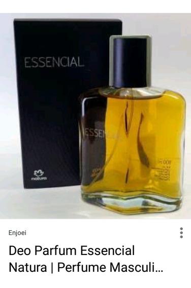 Perfume Essencial Masculino 50ml