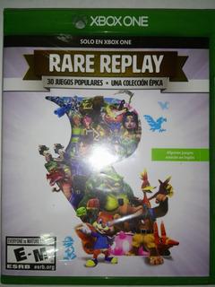 Videojuego Xboxone Rare Replay 30 Juegos Populares - Nuevo