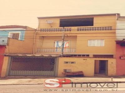 Id 5640 - Sobrado C/ 2 Dorms, 1 Vaga E Casa Nos Fundos Na Vila Gustavo Tucuruvi ! - 5640