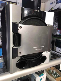 Super Bajo Sony Subwoofer Surround 6 Homnios