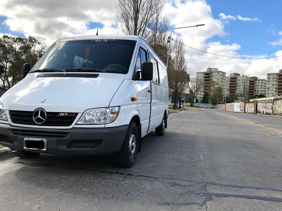 Mercedes-benz Sprinter 2.1 313 3550 Mixto 4+1 S-airbag 2012