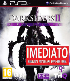 Darksiders 2 Ps3 Psn - Midia Digital