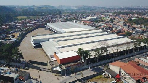 Imagem 1 de 8 de Galpão À Venda, 19147 M² Por R$ 33.000.000,00 - Jardim Helena - São Paulo/sp - Ga0260