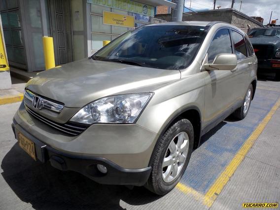 Honda Cr-v Ex Cabinado