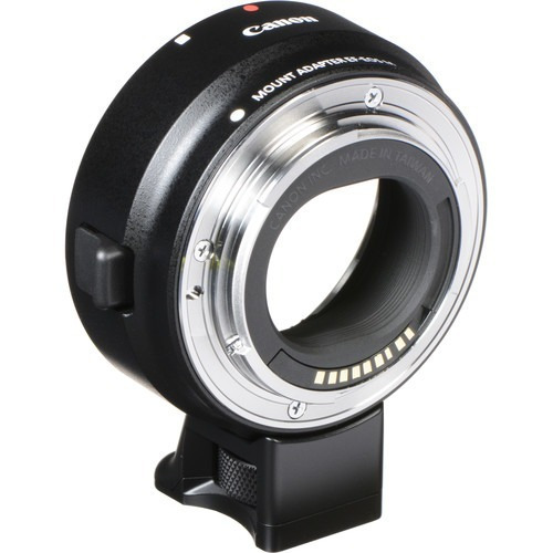Adaptador Para Lente Profissional Canon Ef-eos M