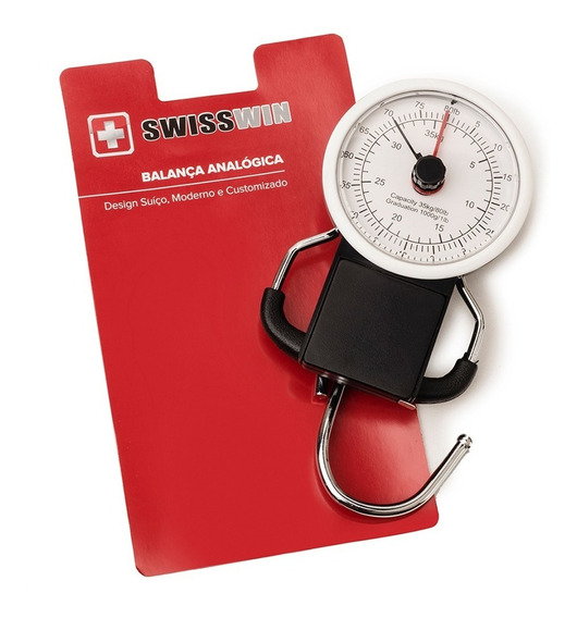Balanca Analogica Swisswin 18k