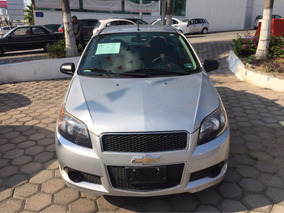 Chevrolet Aveo 4p Ls L4/1.6 Aut 2014