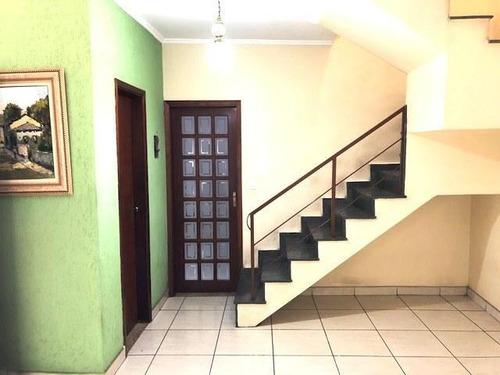 Sobrado Com 3 Dormitórios À Venda, 130 M² Por R$ 585.000,00 - Vila Alpina - São Paulo/sp - So1546