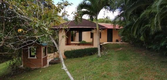 Venta De Finca De 3 Tareas Con Casa Y Jacuzzi En Yamasá
