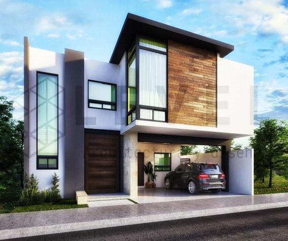 Casa Nueva En Venta 3 Recamaras 3.5 Baños La Escondida