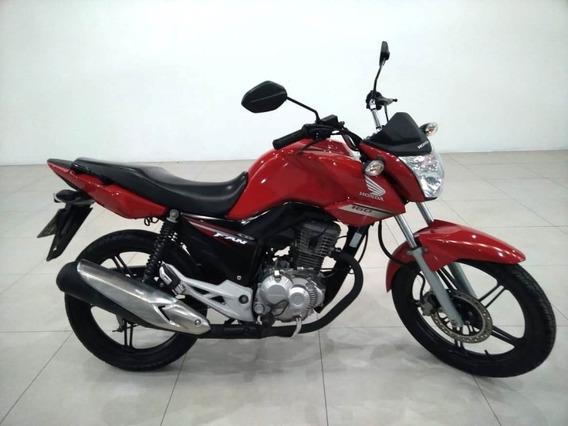 Moto Honda Cg Fan 160cc Esdi