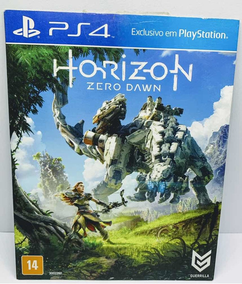 Horizon Zero Dawn Ps4 Português Alemão Games