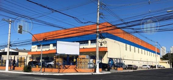 Comercial Para Aluguel, 0 Dormitórios, Vl. Leopoldina - São Paulo - 6535