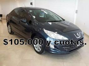 Peugeot 408 2.0 Allure 2013 /// Financio