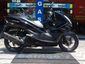 Honda - Pcx 150 - 2016 - Preta