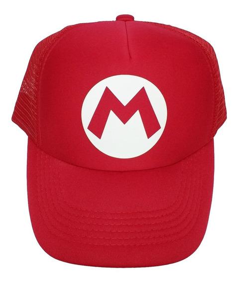 Gorra Mario Bros