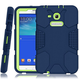 Carcasa Protectora Para Samsung Galaxy Tab E Lite 70 Y Tab 3