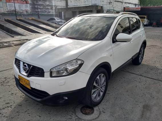 Nissan Qasqai 2013 4wd Full Equipo Exclusive