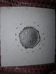 Moneda De 1 Peso 25 De Mayo 1810 Año 1960 Reverso Girado