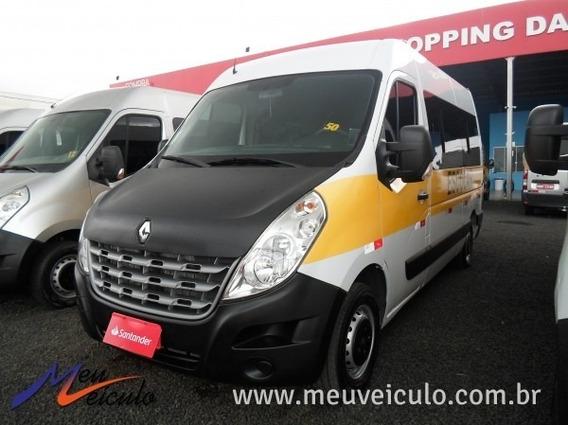 Renault Master L2h2 2.3 2018/2019 Branco