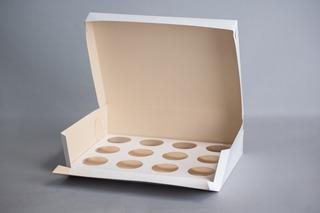 Caja Cupcake X12 (x 50 U.) Muffins 034 Bauletto