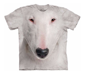 Camiseta Bull Terrier Face - The Mountain
