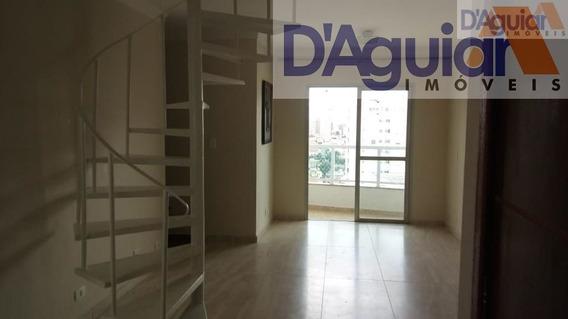 Cobertura Duplex -santana Com 4 Dormitórios (2 Suítes), Lazer Completo E 1 Vaga - Dg1991