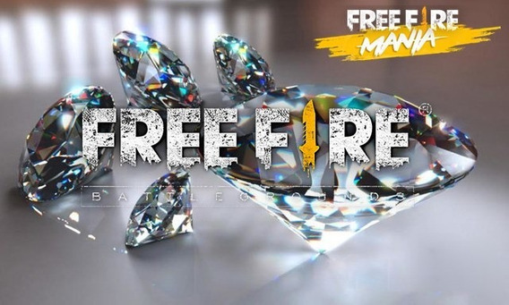 100 Diamantes - Free Fire